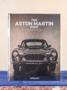 Aston Martin Bildband von Ren� Staud