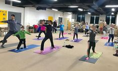 Loved our last community gathering at the Mannheim Library for the month of February! It was a good month of mindfulness self-care and intention. Stay with it! You can come to other Yoga Bird practices on Tuesdays at Town Square 6:30 PM and Thursday evenings at @supplymanheim  7 PM! #yogabirdco #beyourownbird #yoga