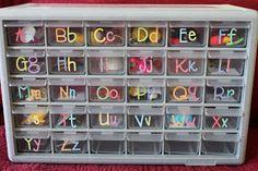 Playing House: Alphabet Box