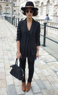 boyish style | ... creative director of liberty i love her cool boyish style so paris