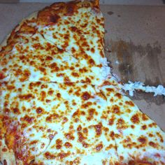 Extra cheese pizza!!!