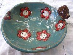 Hedgehog bowl by ShoeHouseStudio on Etsy, $15.00