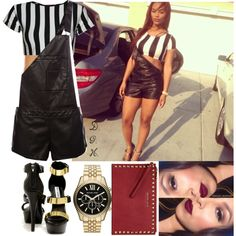 """""""I know you know I know you got that power.."""", created by dopegenhope on Polyvore"""