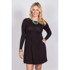 Just posted on our store: Waist Detail Swin... Check it out here: http://garrysdiscountgoods.com/products/waist-detail-swing-dress?utm_campaign=social_autopilot&utm_source=pin&utm_medium=pin