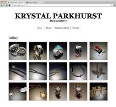 Krystal Parkhurst | Metalsmith