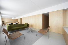 Ремонт квартиры в Памплоне Иниго Beguiristain | HomeDSGN, ежедневный источник для вдохновения и свежие идеи по дизайну интерьера и предметы интерьера.