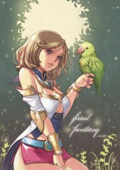Ashelia. Final Fantasy 12