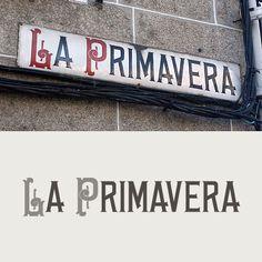 La Primavera. Ponteareas – Pontevedra