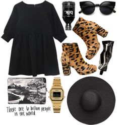 """""""-"""" by vervique on Polyvore"""