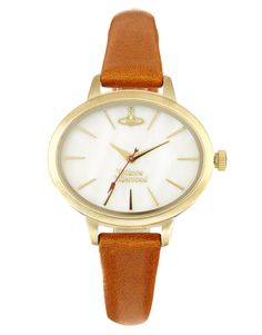 Vivienne Westwood Soft Hex Face Watch On Links