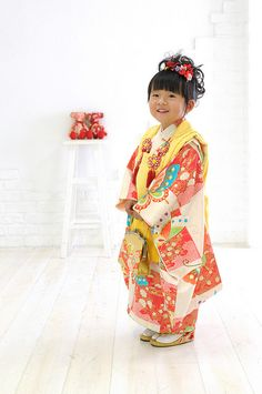 LITTLE GIRL KIMONO