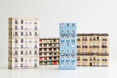 Skyline Wrapping Paper Turns Gifts In A Mini City