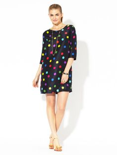 kate spade new york Belina Silk dress
