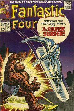 comic fantastic four 4 #comic #cover #art