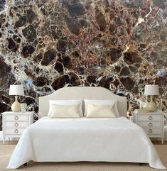 Emperador Marble Gold Brown Wall Sticker Wall decor Peel and Stick Wallpaper Wall Mural Self Adhesive Exclusive Design Photo Wallpaper Vinyl Wallpaper, Photo Wallpaper, Peel And Stick Wallpaper, Wall Decor Stickers, Wall Sticker, Stair Paneling, Vinyl Panels, Emperador Marble, 3d Wall Murals
