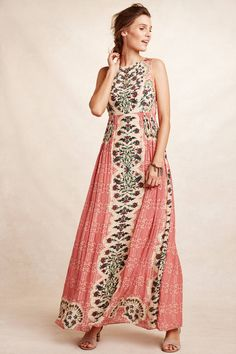 Botanique Maxi Dress