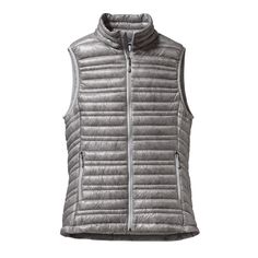 Our toughest, lightest-weight vest, the Women's Ultralight Down Vest, is now insulated with highly compressible 800-fill-power 100% Traceable Down.