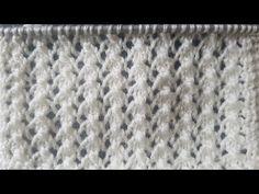 GELİN YELEĞİ #30 - ÜÇ DÜZ ÜÇ BÜZ MODELİ - YouTube Baby Knitting Patterns, Crochet Crafts, Merino Wool Blanket, Crochet Baby, Lana, Quilts, Stitch, Sewing, Youtube
