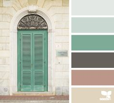 a door hues (design seeds)