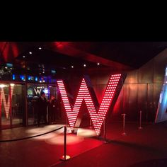 W: Hotel in Leicester Square, London