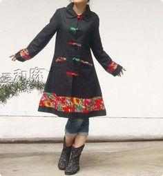 Custom Duffle Coat