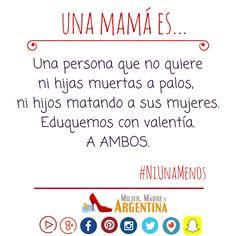 Hoy, 3/06, y todo el resto de los días también: #NiUnaMenos