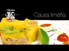 La causa limeña es un plato típicos de la gastronomía peruana, de origen precolombino, se elabora con patata y ají amarillo (lo que le da el color y picor característico). Puedes ver esta receta en nuestro blog de gastronomía http://koketo.es o seguirnos en twitter @chefkoketo o @Jorge Hdez Alonso