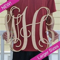 Website where you can order ANYTHING monogrammed/personalized - decent prices