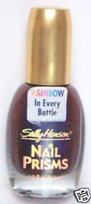 Sally Hansen Nail Prisms Nail Polish - Ruby Sapphire #06, $9.99