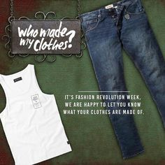It's #FashionRevolutionWeek we would like to let you know more about your #clothes too. #FashionRevolution #883PoliceIndia #Denims #MensWear #men #Fashion #Shopping #OnlineShopping #Product #Brand #swag #Style #Outfit #OTD #Jeans #Polos #tshirts #jackets #shirts #Indiranagar #Bengaluru #Bangalore #BengaluruFashion #ShopNow #PremiumBrand #Premium #Clothes #Clothing