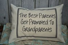 Fathers personalized pillow  dad christmas gift idea by FeatherHen, $28.00
