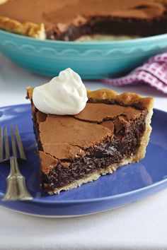 """Why """"Chess"""" Pie? As one story goes, a Southern gentleman came home one evening and asked his wife, an accomplished but modest cook, what smelled so good. """"It's jes' pie,"""" shereplied. This recipe is courtesy of The Old Farmer's Almanac Everyday Baking."""