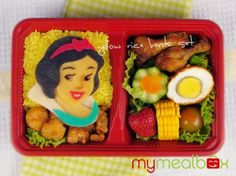 18 Princess Bento Boxes: Amazing Royal Lunches