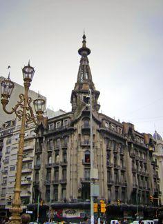 Cúpulas de Buenos Aires | Confitería El Molino.