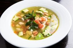 Bouillon Recipe, Tapas, Ethnic Recipes, Soups, Food, Coconut Rice, Vegetables, Dishes, Avocado