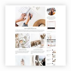 Rebecca - WordPress Blog and Shop Theme - Themes & Templates