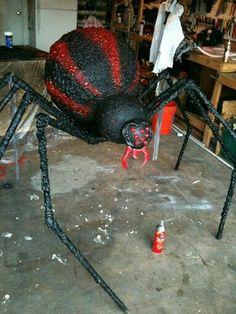 Araña gigante.