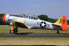 North American SNJ-5 Texan aircraft picture