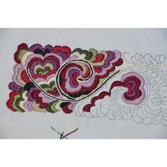 Bilderesultat for beltestakk skjorte krage Crewel Embroidery, Machine Embroidery, Embroidery Designs, Folk Costume, Costumes, Scandinavian Design, Fingerless Gloves, Norway, Celtic