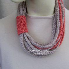 Cool+Crochet+Scarf+Patterns | Crochet Patterns