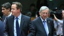 Wahl des EU-Kommissionspräsidenten | Cameron soll Austritt angedroht haben