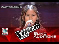 "The Voice Kids Philippines 2015 Blind Audition: ""Do You Want To Build A ..."