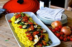 <p>I love this vegan take on risotto. It is creamier than any other risotto I've had, thanks to the addition of cashew cream and nutritional yeast.</p>