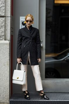 The Best Street Style from New York Fashion Week Street Style Spring 2018