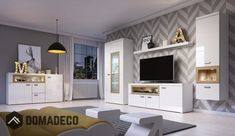Wooden floor living room designs large size of living entertainment center ideas and designs for your . Wooden Floors Living Room, Living Room Wall Units, Living Furniture, Living Room Designs, Modern Entertainment Center, Entertainment Wall Units, Dining Room Blue, Dining Room Walls, Modern Wall Units