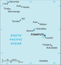 istory of Tuvalu ...map
