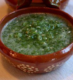 Recipe for salsa, Salsa and Salsa verde on Pinterest