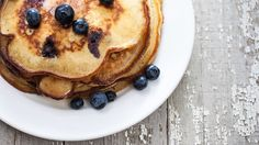 3 Delicious Protein Pancake Recipes   Thesehealthy flapjacks are packed with protein and high-quality whole grains (think spelt, quinoa, and oats).