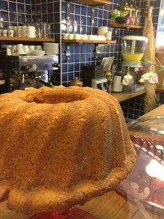 Lemon whit ginger cake...