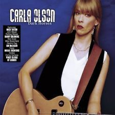 Dark Horses Carla Olson Audio CD